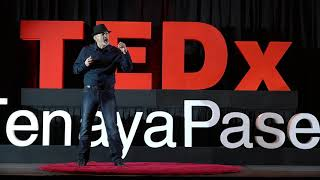 We are Losing Our Humanity and I'm Tired of Watching it Happen | Mitchell Levy | TEDxTenayaPaseo