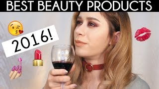 BEST BEAUTY PRODUCTS 2016