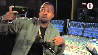 "Kanye Explaining ""I Am A God"" from Yeezus"