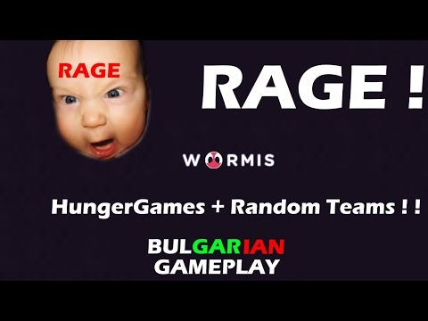 Worm.is-Hunger Games+Random Teams |RAGE !
