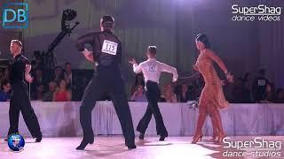 Part 1! Approach the Bar with DanceBeat! Embassy 2017 Pro RS Latin Nikita Tsernov and Anna Oblakova