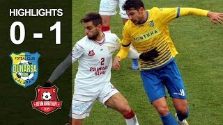 Rezumat: Dunarea Calarasi - FC Hermannstadt 0 - 1 (0-0)