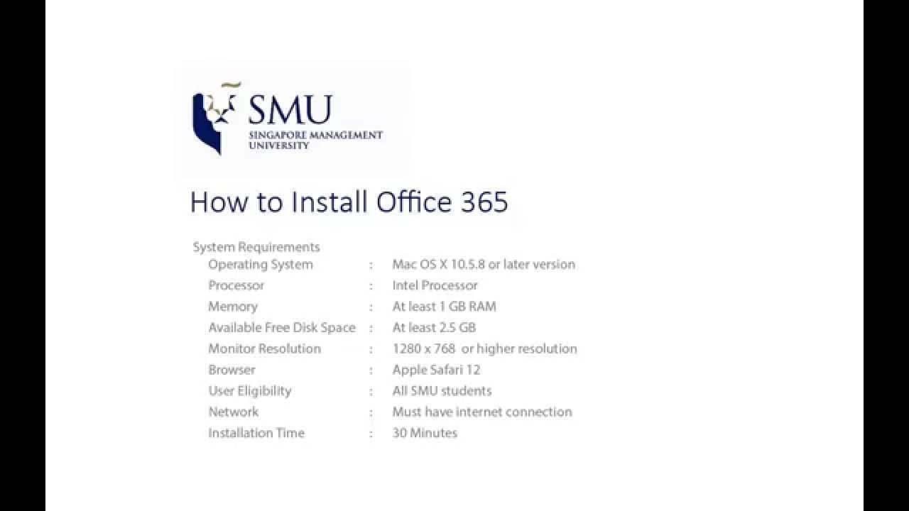 Microsoft Office 365 for Student – IT Services & Help