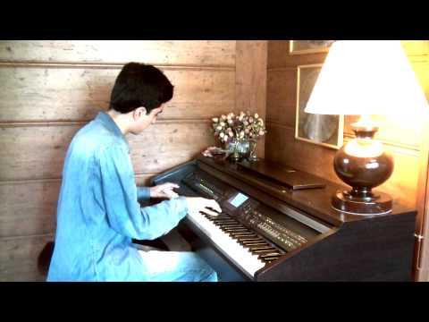 Metro: Last Light - Menu Theme [Enter the Metro] (Piano Cover Video)