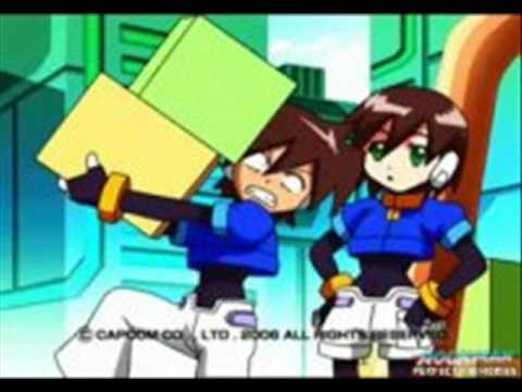megaman zx how to get to area j