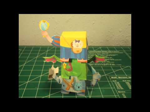 My Papercraft Colection