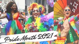 Pride Month 2021 - ❤️💜💙💚🧡💛  Tiktok Compilation