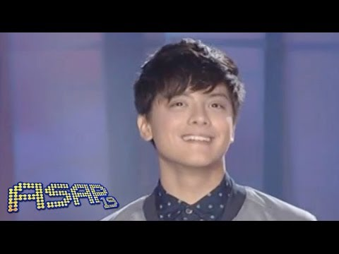 Daniel Padilla sings 'Binibini' on ASAP stage