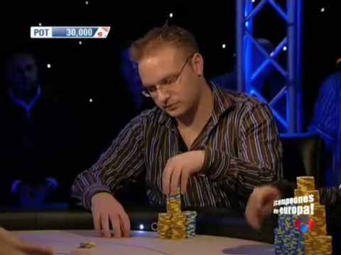European Poker Tour EPT5 Londres High Roller 2008 pt03