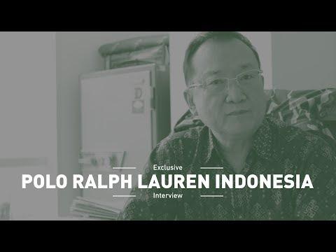 Exclusive Polo Ralph Lauren Interview