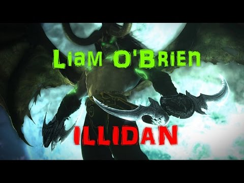 Liam O'Brien Performs Illidan BC Monolgue