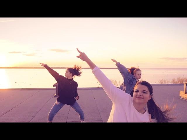 IMQ75 - Chorégraphie Hip Hop de l'École de Danse Quatre Temps