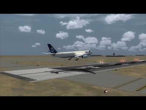 Saudi Arabian A330 Crash at Jeddah