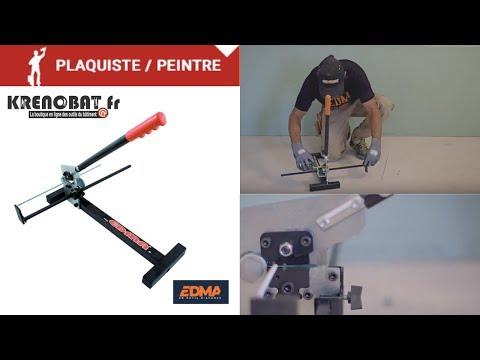 0650 coupe tige filet e m6 6mm et fil de suspente 4mm mini rodcut edma youtube. Black Bedroom Furniture Sets. Home Design Ideas