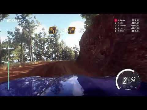 [Dirt Rally 2.0] Rally Yambulla Moutain Descent '20/04/28 |