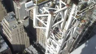 Crane Tower Dismantled
