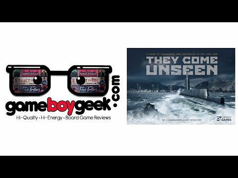 They Come Unseen  Game Boy Geek