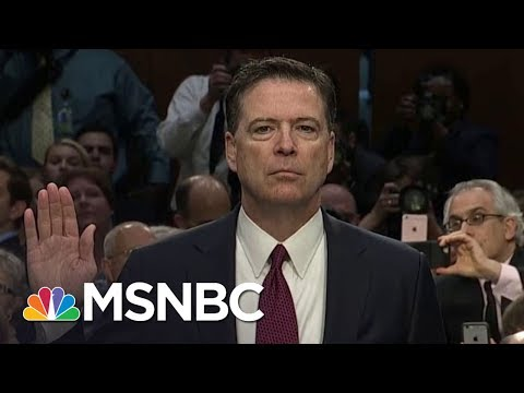 Donald Trump Legal Team Backs Off James Comey Attack Plan... For Now | The 11th Hour | MSNBC