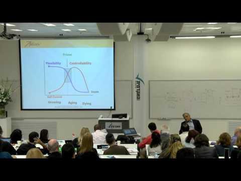 Professor Ichak Kalderon Adizes - Academic College of Tel Aviv - Yaffo (Part 5 of 5)