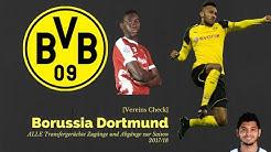 [Vereins Check] Borussia Dortmund: ALLE Transfergerüchte Zugänge und Abgänge zur Saison 2017/18