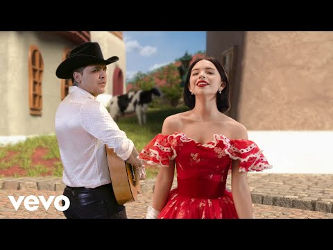 Christian Nodal, Ángela Aguilar – Dime Cómo Quieres (Video Oficial)