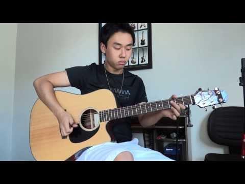 Avicii Feat Aloe Blacc Wake me Up - Rodrigo Yukio Fingerstyle Guitar Cover
