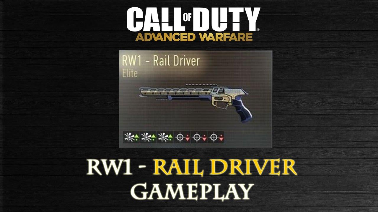 Rw1 Rail Driver Causing Problems For Foes