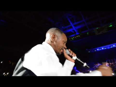 KC & JOJO Live at the R&B Love Fest a Charlie Rock Production