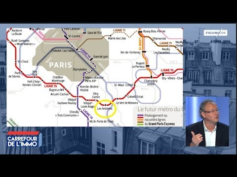 Immobilier : les enjeux du Grand Paris