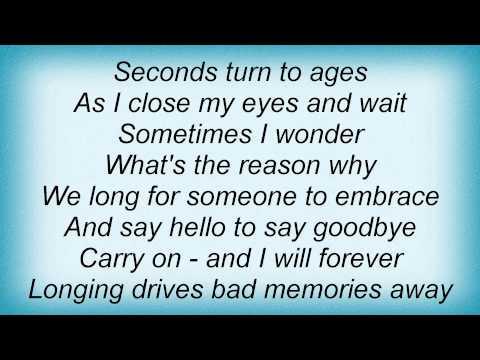 Edguy - Forever Lyrics