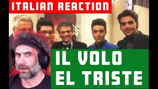 Il Volo - El Triste (Latin Billboard Awards 2013) singer reaction