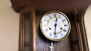 Настенные часы Hermle с маятником и боем(, 2016-01-27T10:53:23.000Z)