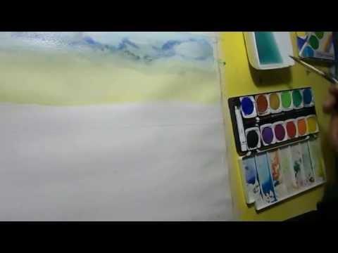 Vídeo Curso de pintura facial
