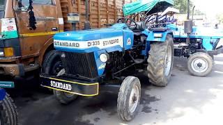 Standard DI-335 tractor model 2008 for sale in fatehabad tractor mandi