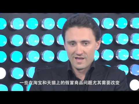 """""""Who's Winning China's E-commerce Race?"""" - Thoughtful China"""