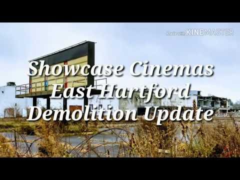 Showcase Cinemas East Hartford, CT • Demolition Update • 11-20-19
