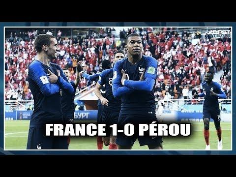 FRANCE 1-0 PÉROU (Débrief)