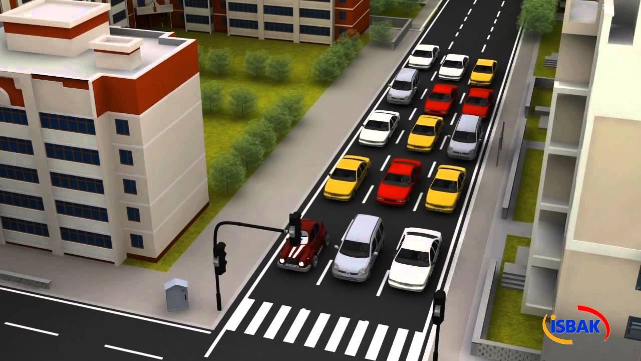 İsbak Full Adaptive Traffic Management System Atak