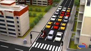 İSBAK - Full Adaptive Traffic Management System (ATAK) Video - ENG thumbnail