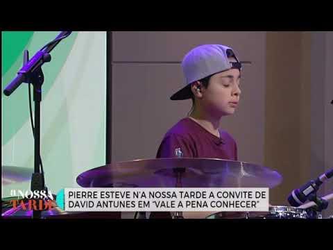 Dream Theater - Pierre Maskaro (Programa A Nossa Tarde Da RTP1) Tânia Ribas De Oliveira