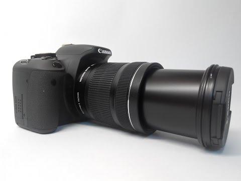 Мой новый фотоаппарат!