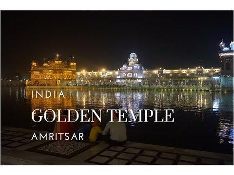 GOLDEN TEMPLE AMRITSAR l INDIA l TRAVEL VLOG #23