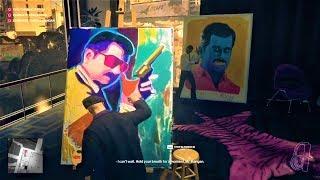 HITMAN 2 - Chasing Ghost: BROAD STROKES (Dawoon Rangan)