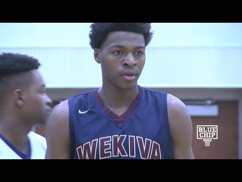 Depaul Commit Paul Reed Drops A Double Double & Talks About His Commitment