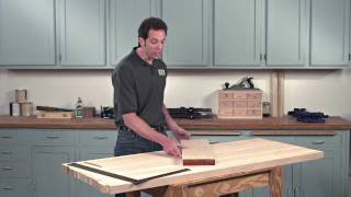 2 Gluing And Clamping A Butcher Block Top.mov