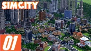 SimCity (2013) Episode 1: Goonie City, Gooniesville Gameplay PC High Settings [HD]