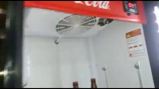 Como regular o controlador inteligente coca cola