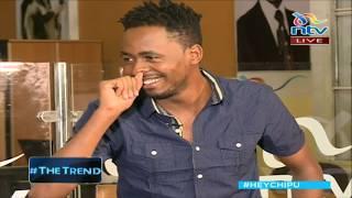 Jasper Murume on why he chose to do comedy #theTrend