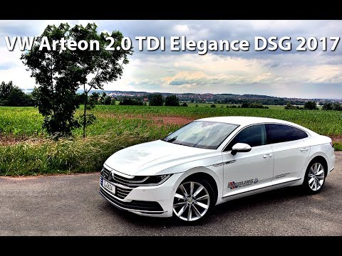 vw arteon 2 0 tdi dsg elegance 2017 150hp carcut youtube. Black Bedroom Furniture Sets. Home Design Ideas