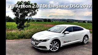 VW Arteon 2.0 TDI DSG Elegance 2017 - 150HP - CARCUT